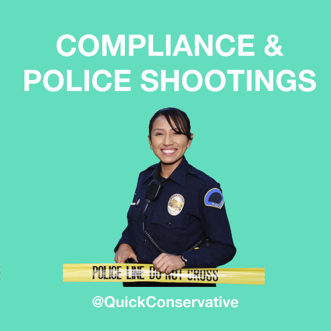 Compliance Police Shootings
