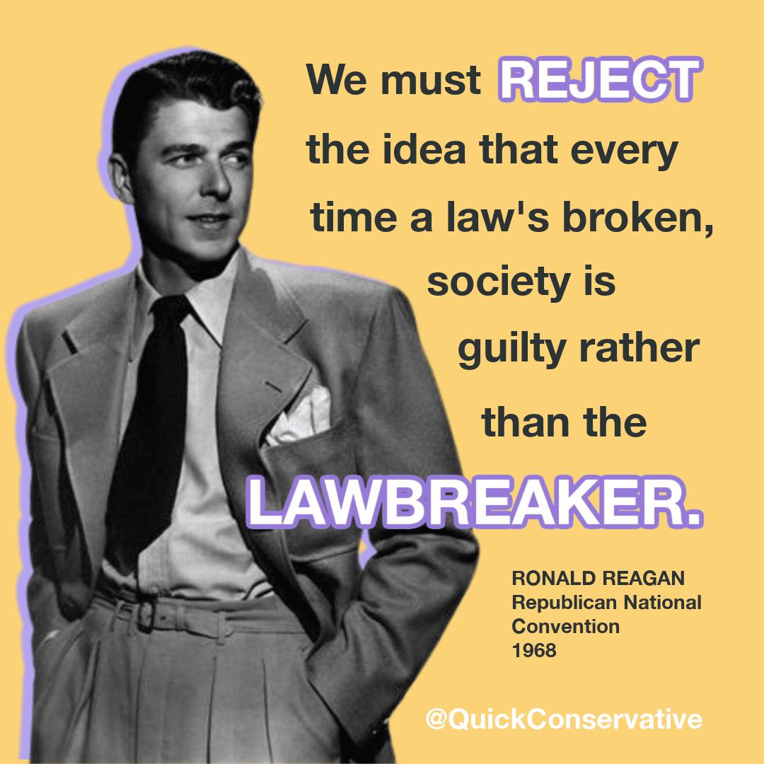 Reagan Reject Idea Quote