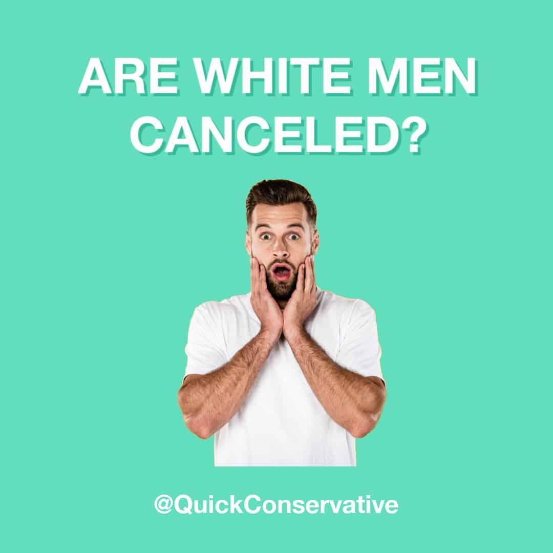 White Men Canceled Don Lemon Joe Rogan