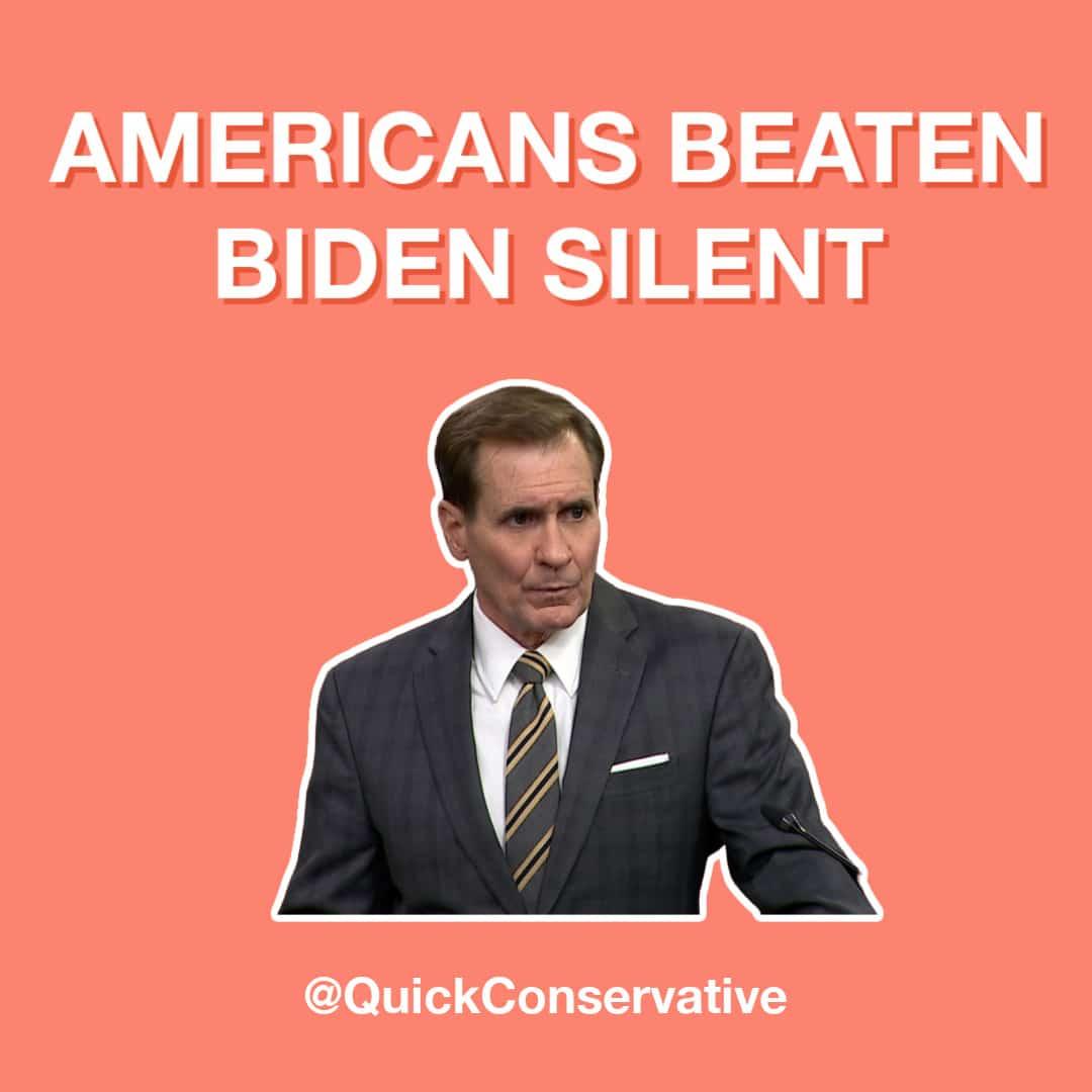 americans beaten