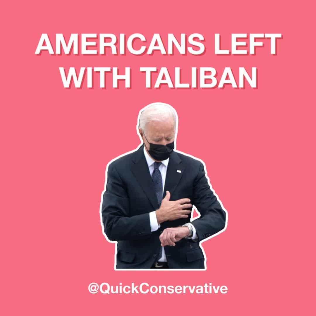 americans taliban left behind