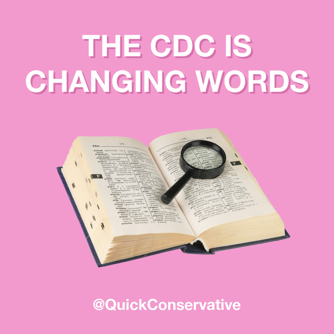 cdc changing words